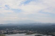 Jejudos Bergwelt, hinten der Hallasan