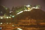 Gongju bei Nacht