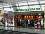 ein letzter Korea-Kaffee