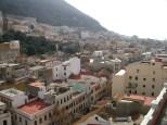 Blick über Gibraltar
