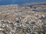 Xewkija auf Gozo, im Hintergrund die Bucht Mgarr-ix-Xini