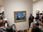 """""""Sternenhimmel"""" von van Gogh - und der meistfotografierte MoMA-Mitarbeiter"""