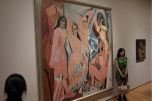 Picasso, und sie