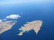 Malta in strahlendem Blau