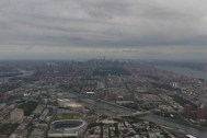 noch einmal NY von oben