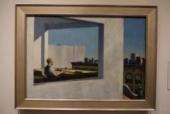 Office in a Small City, 1953. Edward Hopper
