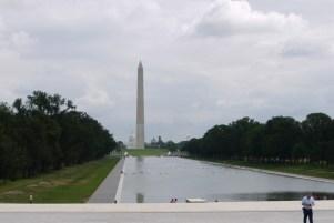 Reflecting Pool, Washington Monument, Capitol