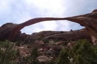 der gigantische Landscape Arch