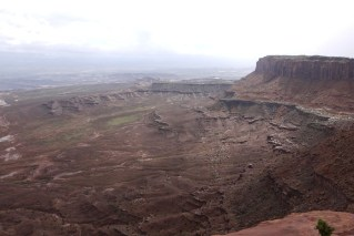 Blick vom Grand View Point