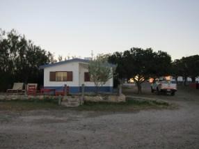 Unser Häuschen in Bahía Bustamante
