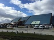 Flughafen Ushuaia