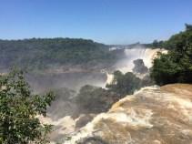 Wasserfälle Iguazú