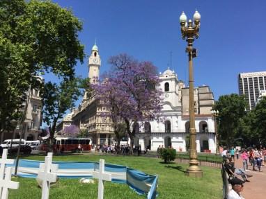 Plaza da Mayo