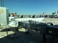 Der Flieger nach Chicago