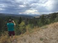 ... und noch viel mehr Landschaft ...