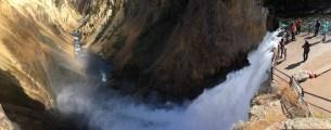 Brink of Lower Falls