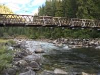 Die Brücke, von der mein iPhone tauchen ging