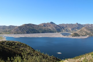 Spirit Lake vom Windy Ridge