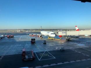 Da scheint in Hamburg mal die Sonne, und wir fliegen weg...