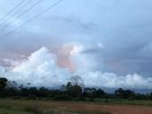 Auf der Fahrt nach Tanimboca