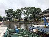 der Hafen von Leticia