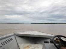 auf dem Amazonas