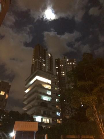 Nacht in Medellín