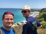 Blick auf die Playa Arrecifes