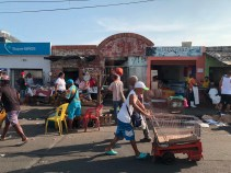 der Markt von Cartagena