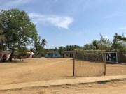 das örtliche Stadion