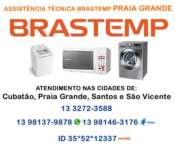 Assistência técnica Brastemp Praia Grande