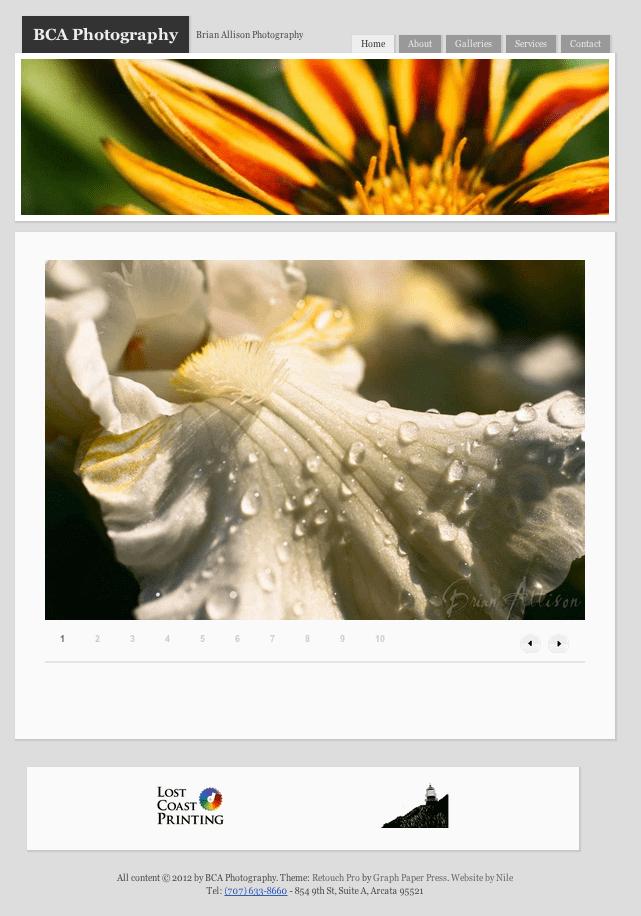 New Website: BCAPhotography.com