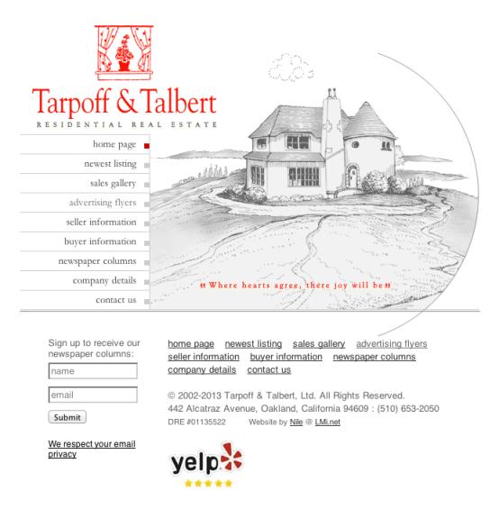 Tarpoff and Talbert.com