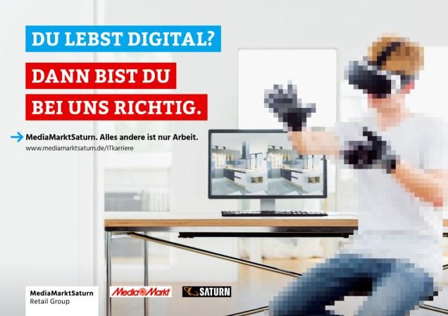 Kunde: Media Saturn Holding / Agentur: Ketchum-Pleon / München 2016 / Foto: Nils Hendrik Mueller