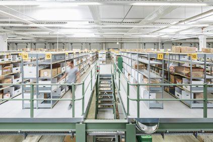 Kunde: Bechtle AG / Agentur: W.A.F. / Neckarsulm 2017 / Foto: Nils Hendrik Mueller