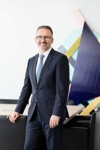 Carsten Knobel ( CFO ) / Henkel AG / Düsseldorf 2019 / Fotograf: Nils Hendrik Mueller
