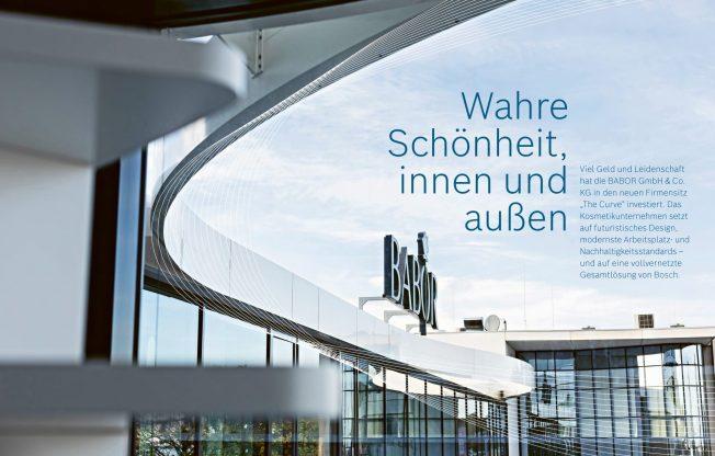 Kunde: Bosch / Medium: Kundenmagazin Solutions / Barbor / Aachen 2019 / Foto: Nils Hendrik Mueller