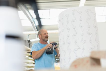 Kunde: Buchholz GmbH / Agentur: PierraaDesign / Fotograf: Nils Hendrik Mueller