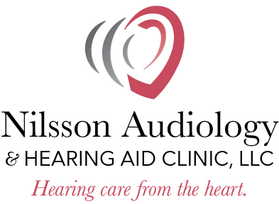 Silverdale and Port Orchard audiologist logo Nilsson Audiology