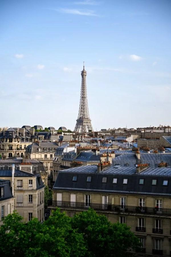La Tour Eiffel, 25 juin 2019, Nikkor On Top