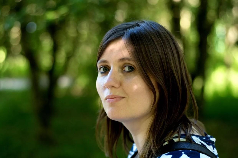 Portrait de Shané, sur le vif
