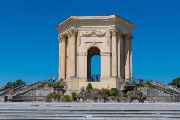 Château d'eau de la promenade du Peyrou