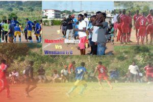 Maamobi Dinasty FC VRS Westland FC