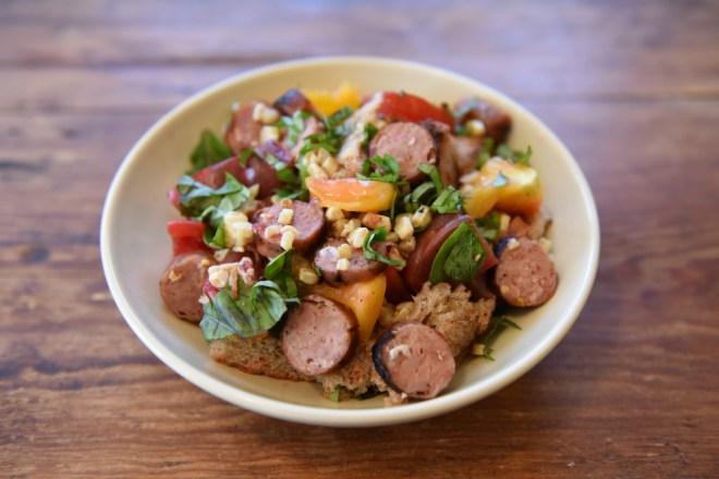 Tomato Bread Salad Delicious Recipes
