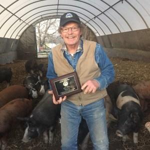 Niman Ranch Family Farmer: John Gilbert