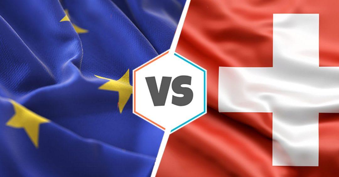Digitalisation in the Banking Sector – Switzerland 1, Europe 0 ?