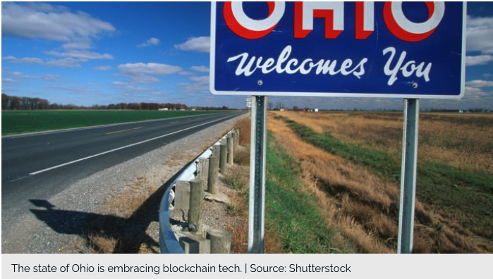 Pro-Bitcoin Ohio Bill Promotes Government Adoption of Blockchain