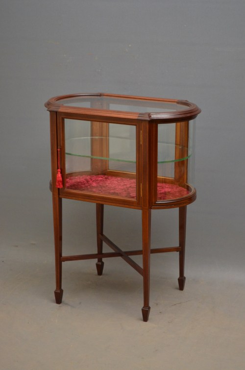 Edwardian display table