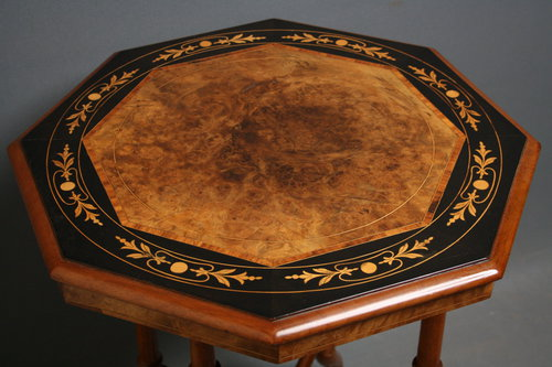 Victorian Occasional Table