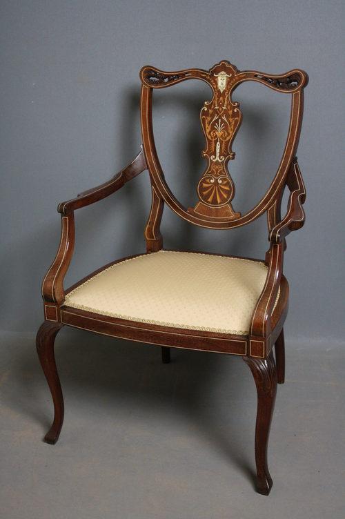 Edwardian Carver Chair